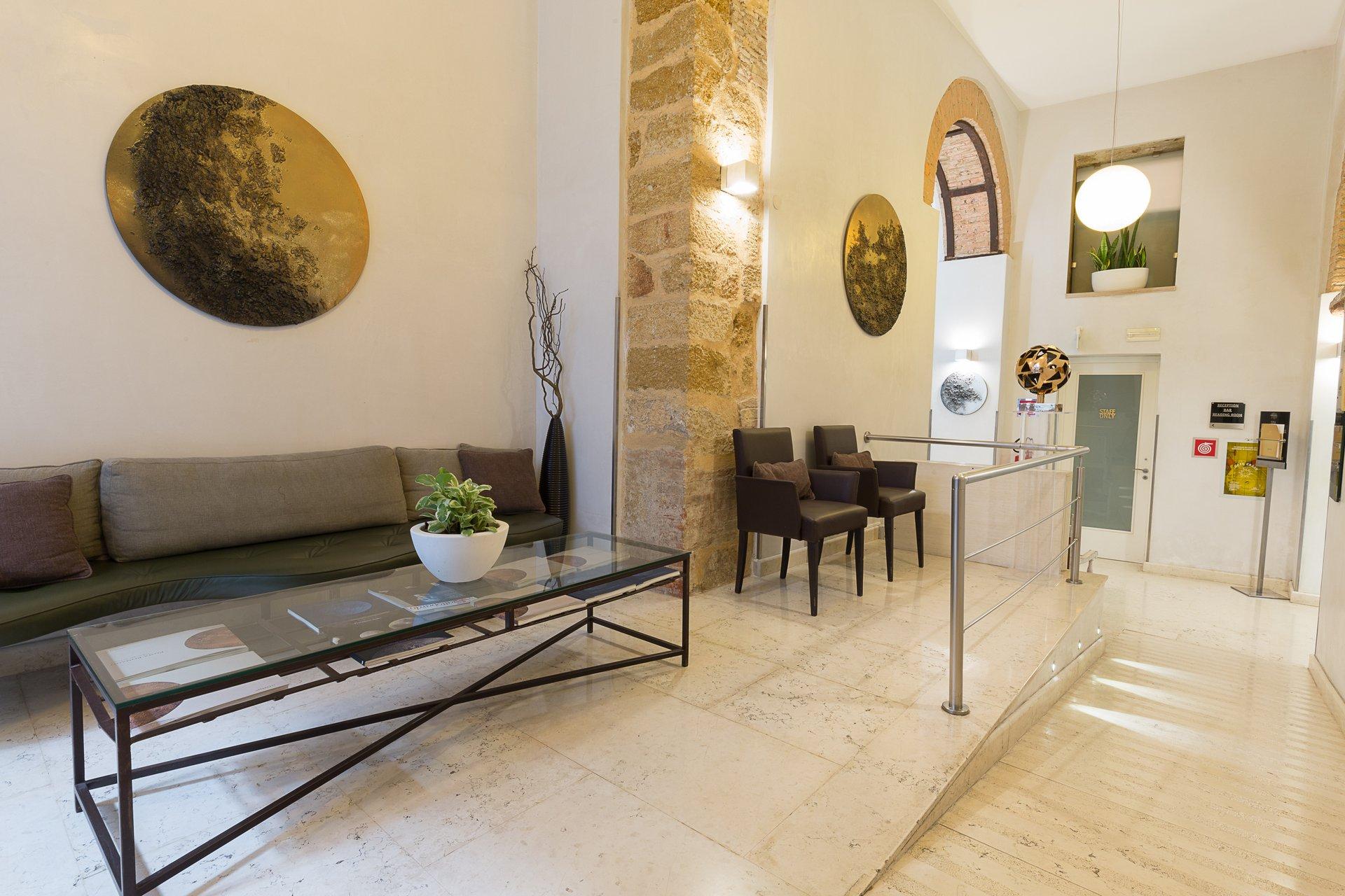 Renovation for Design hotel quintocanto